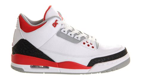 Kicks On Fire Giveaway - kicks deals official website jordan iii white fire red giveaway kicks deals