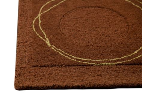 Orange And Brown Area Rug Mat Orange Circa Area Rug Brown