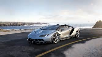 Lamborghini Luxury Wallpaper Lamborghini Centenario Roadster 2017 Cars