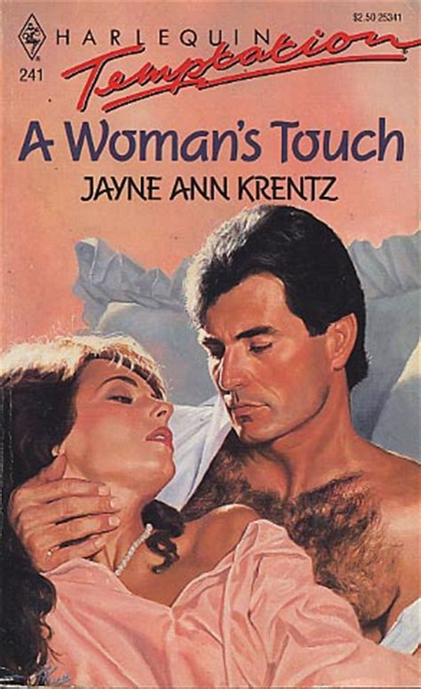 Novel Talents Jayne Krentz Harlequin a s touch by jayne krentz fictiondb
