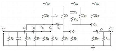 diodes electroussafi lowest noise jfet transistor 28 images jfet low noise pre simple circuit diagram electret
