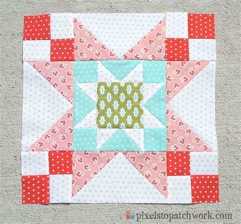 evening variation block i like it quilts for all