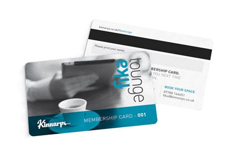 Fika Gift Card - plastic cards plastic card printing gt by harry bugg