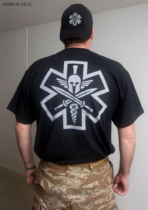T Shirt Tactical Pratama Spartan tacmedic spartan