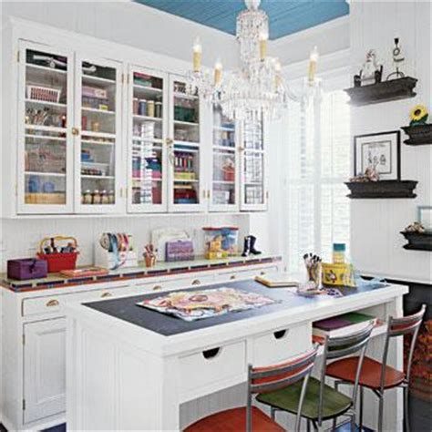 Craft Room Cabinets - malu boutiques inspirational wednesday small craft room organiztion ideas