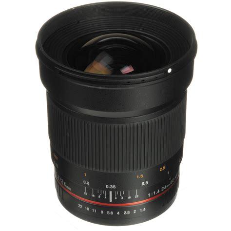 C M B 24 C samyang 24mm f 1 4 ed as umc wide angle lens for canon sy24m c