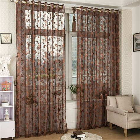inexpensive sheer curtains online get cheap grey sheer curtains aliexpress com