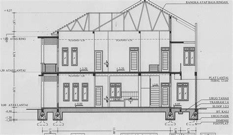 jasa desain gambar kerja arsitektur bangunan dengan autocad untuk keperluan tugas akhir dan