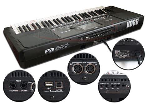 Keyboard Korg Pa600 Baru korg pa600 image 765901 audiofanzine