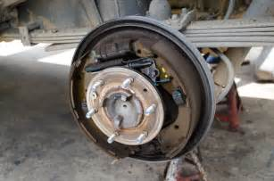 Drum Brake Systems Are Typically Found How Drum Brakes Work Yourmechanic Advice