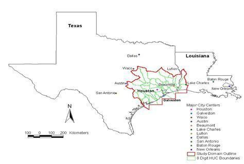 earth texas map nasa gsfc earth feature story from neighborhoods to globe nasa looks at land january 13 2004