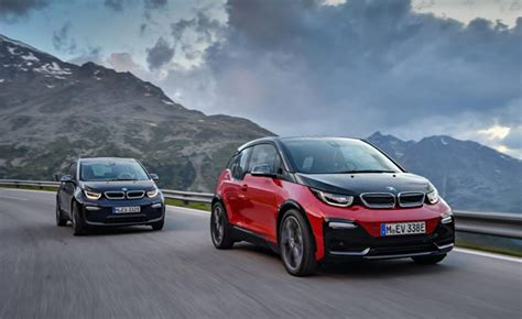 2018 bmw i3 release date 2018 bmw i3 announced with new i3s performance model