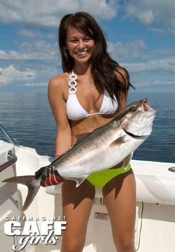 fishing boat ashley nicole girl in bikini fishing fille bikini poisson florida
