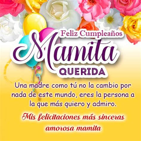 Imagenes Con Frases De Cumpleaños Para La Mama | hermosas frases de feliz cumplea 241 os para mama frases