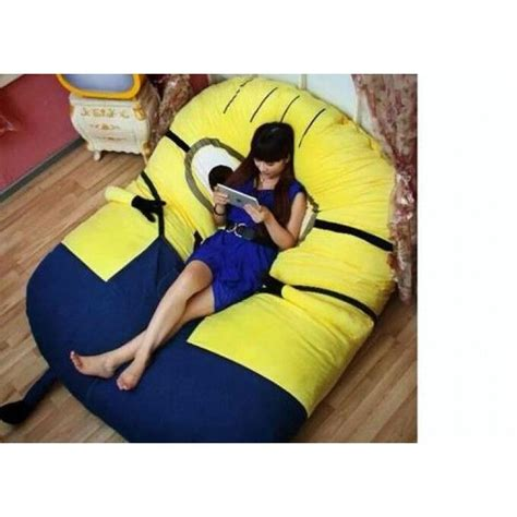 Minion Pillow Bed | pin by robin eick on minions pinterest