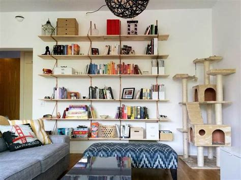 ikea wall shelves hack ikea ekby gallo shelf hack a full wall of book shelves