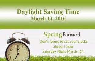 2016 daylight savings dates calendar template 2016
