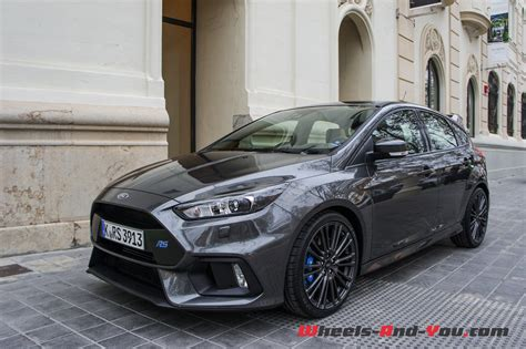 felgen ford focus rs mk3 magnetic grey page 2 focus rs mk3 discussion focus