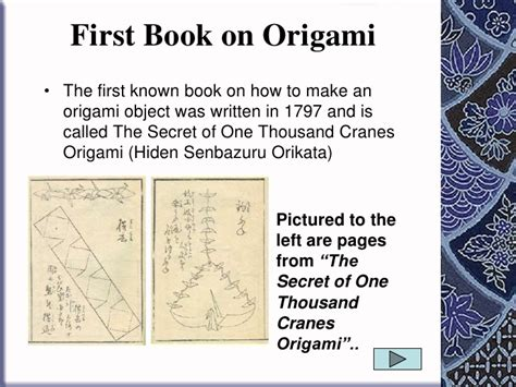 How To Fold An Origami Book - how to fold origami