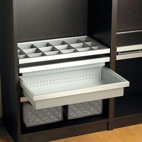 tiroir en m 233 tal pour armoire d une largeur int 233 rieure de