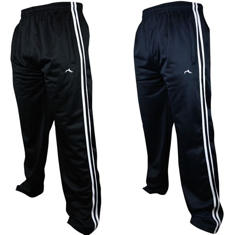 Classic Jogger Pant By Secretroom new mens tracksuit bottoms striped silky casual