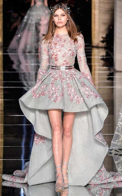Fashion Weeks Coats Couture In The City Fashion by Zuhair Murad From Fashion Week Haute Couture E News