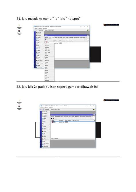tutorial membuat hotspot di mikrotik tutorial membuat hotspot mikrotik dan memasang template