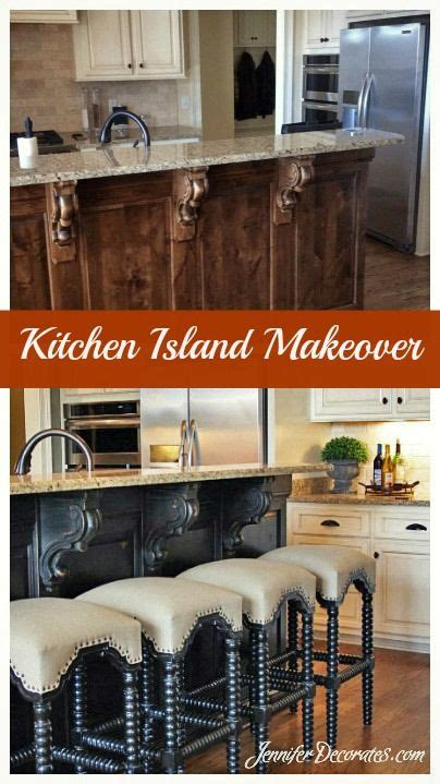 17 best ideas about kitchen island makeover on