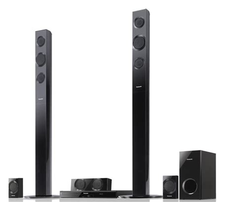 panasonic sc btt195 home theater system review rating