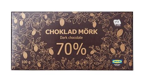 ikea chocolate bars ikea recalling choklad mork dark chocolate bars