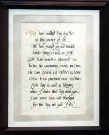 25th wedding anniversary poems 25th wedding anniversary poem pic