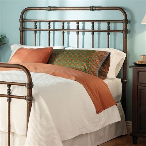 wrought iron headboard trends including bookcase bed