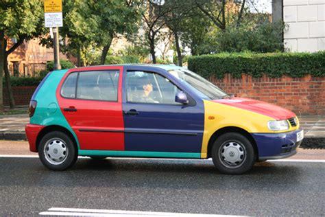 safest car color which is the safest colour car to news
