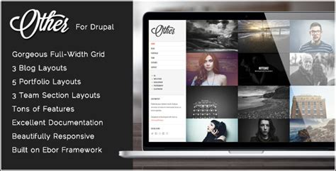 drupal themes photography free 40 creative responsive drupal themes for 2016 tutorial zone
