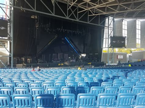 stage sections budweiser stage section 203 rateyourseats com