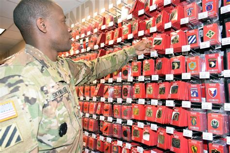 Exchange Unveils New Military Clothing Store At The