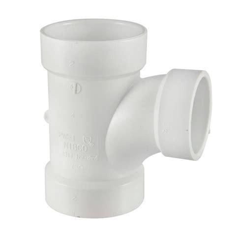 4 in x 4 in x 1 1 2 in pvc dwv all hub sanitary