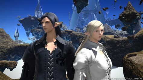 male hairstyles ffxiv alexander mullets and more previewed for ffxiv patch 3 4