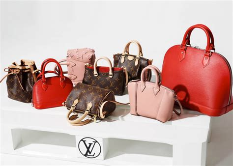 Bags Colection louis vuitton launches nano bag collection pursuitist