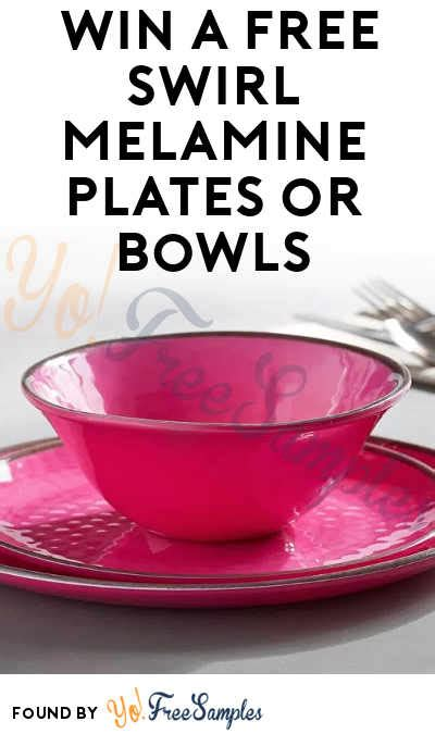 Pottery Barn Sweepstakes Winner - short sweepstakes win a free pottery barn swirl melamine plates or bowls yo free