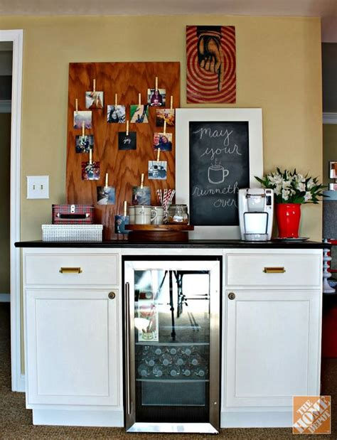 Organizing Kitchen Cabinets Small Kitchen by 25 Best Ideas About Beverage Stations On Pinterest
