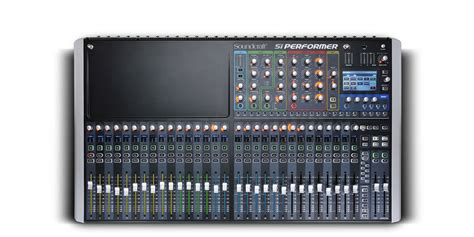 Home Signature by Soundcraft Si Performer 3