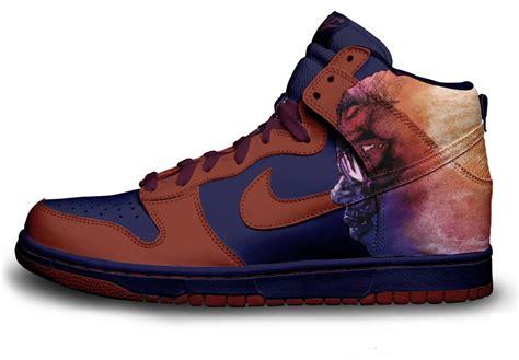 kid cudi shoes kid cudi nike dunks dudes v by tramatize on deviantart