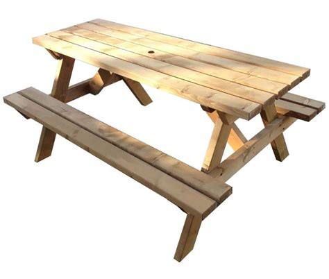 low cost beer garden bench for british pubs