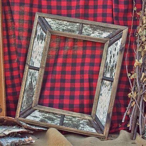 Diy Cabin Decor by Hefty Birch Frames Diy Cabin Decor