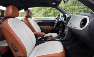 Vw Beetle Interior Car And Driver