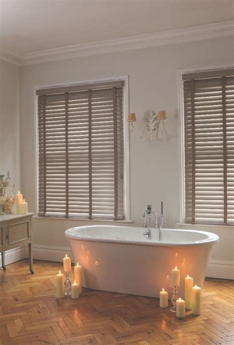 wooden blinds for bathrooms wooden blinds harmony blinds of bolton and chorley