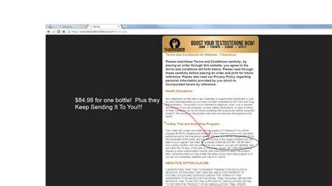 t advance supplement t advance review my personal results supplement critique