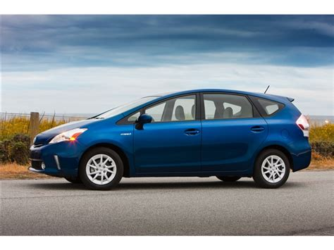 2013 toyota prius v prices reviews and pictures u s
