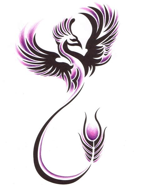 phoenix tattoo design designs the is a canvas